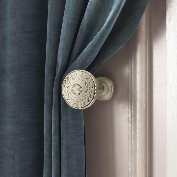 modern curtain holdbacks