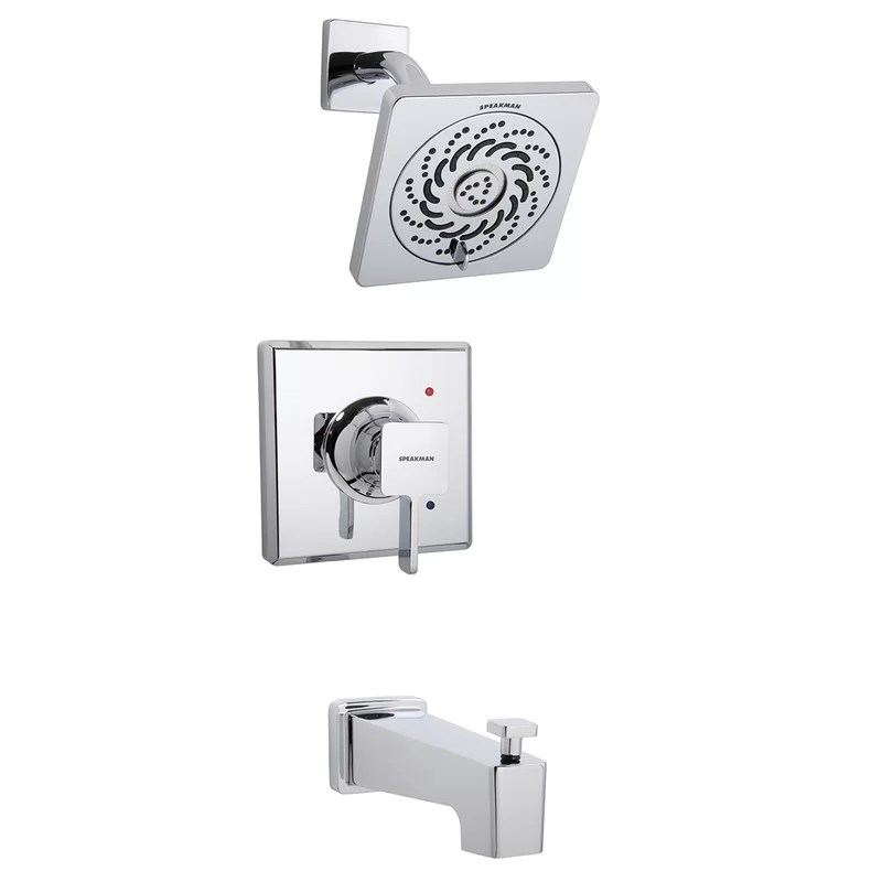 kubos easy install universal tub and shower faucet