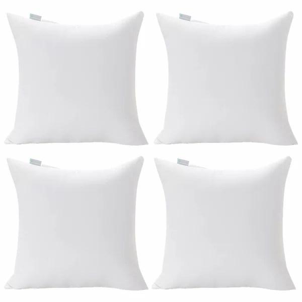 28 x 28 euro pillow insert