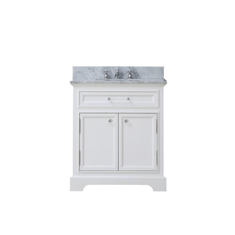 bergin 24 wsingle sink bathroom vanity set with faucet