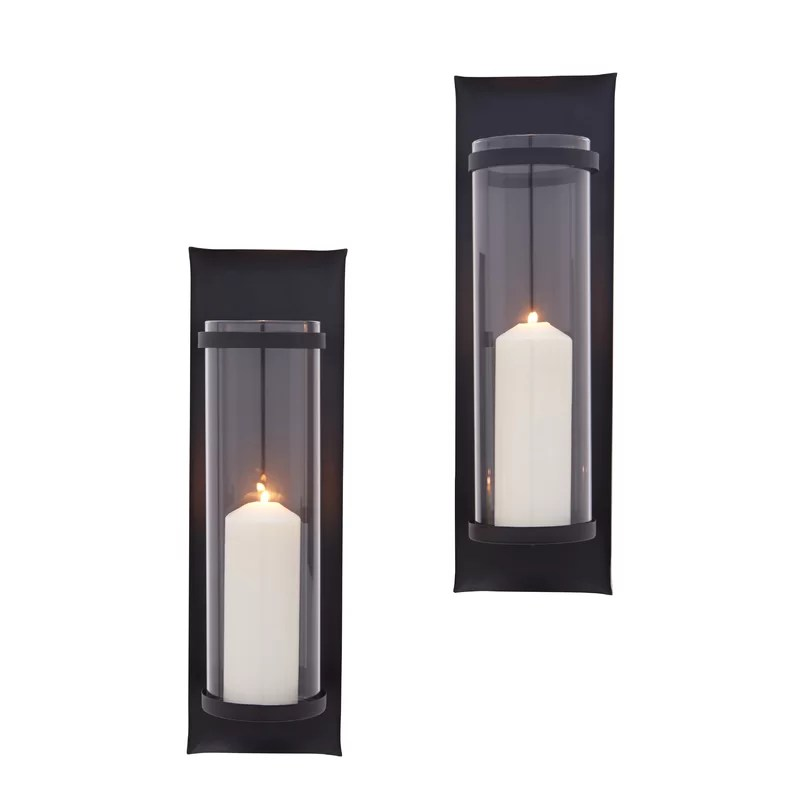Mirrors With Candle Holders