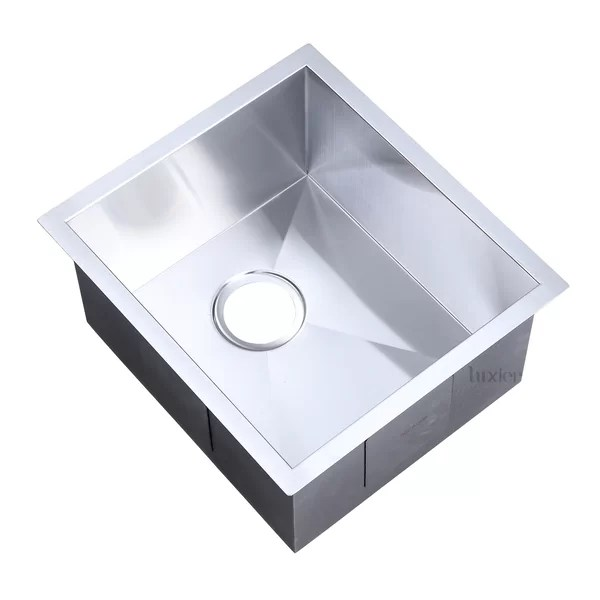 10 inch bar sink