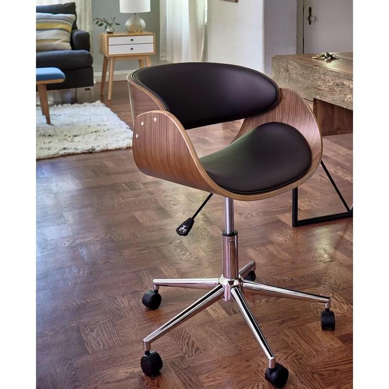 Girl Desk Chair Fuzzy