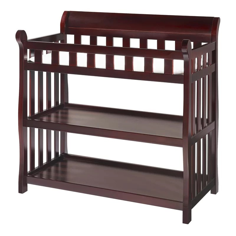eclipse changing table with pad