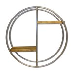 Silliman Circular Wall Shelf