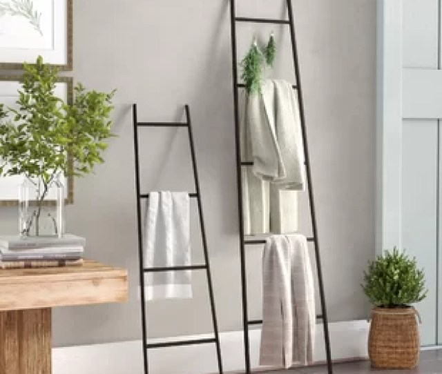 Ft Blanket Ladder Set