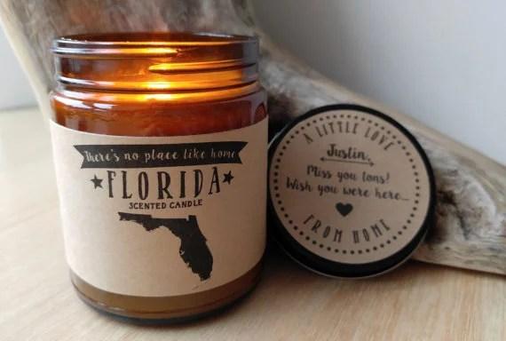 Florida Candle