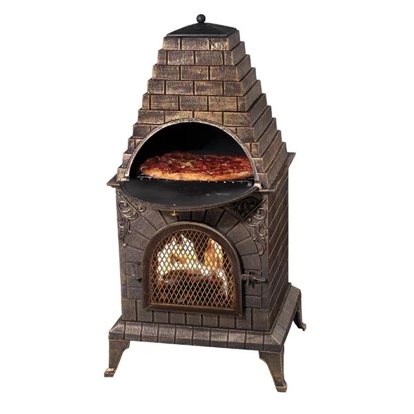 wood burning wood fired outdoor pizza ovens