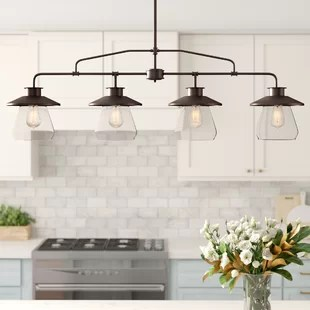 kitchen island sloped ceiling adaptable