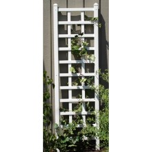 Providence Vinyl Lattice Panel Trellis