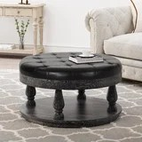 40 inch round ottoman wayfair