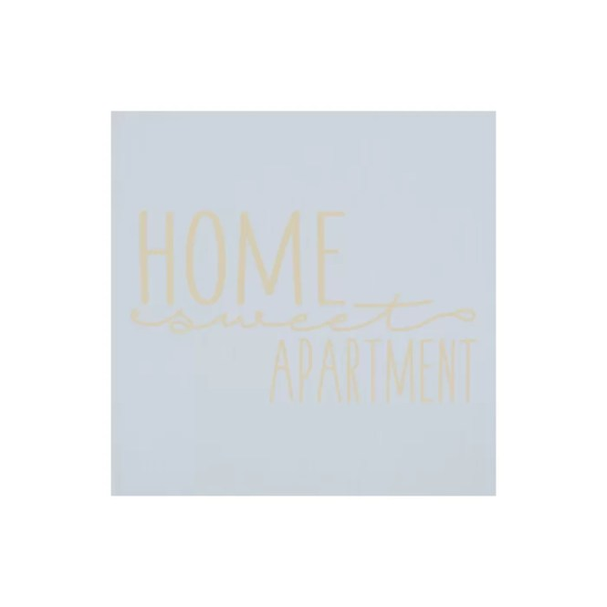 Home Sweet Apartment Wall Decal