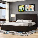 Latitude Run Amy Storage Platform Bed Reviews Wayfair