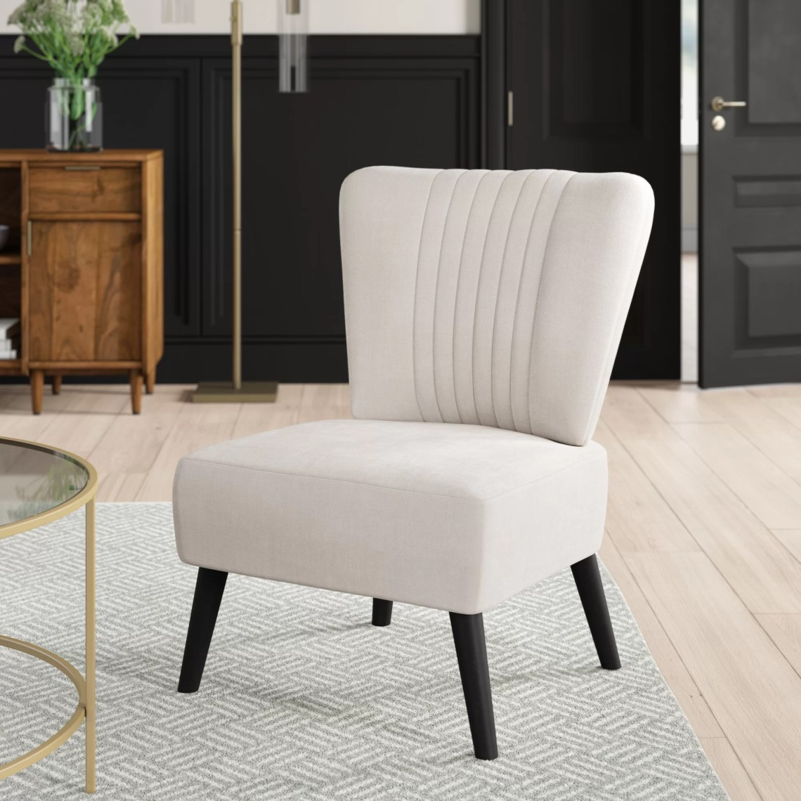 Modern Accent Chairs Living Room Sale Under $100 | AllModern