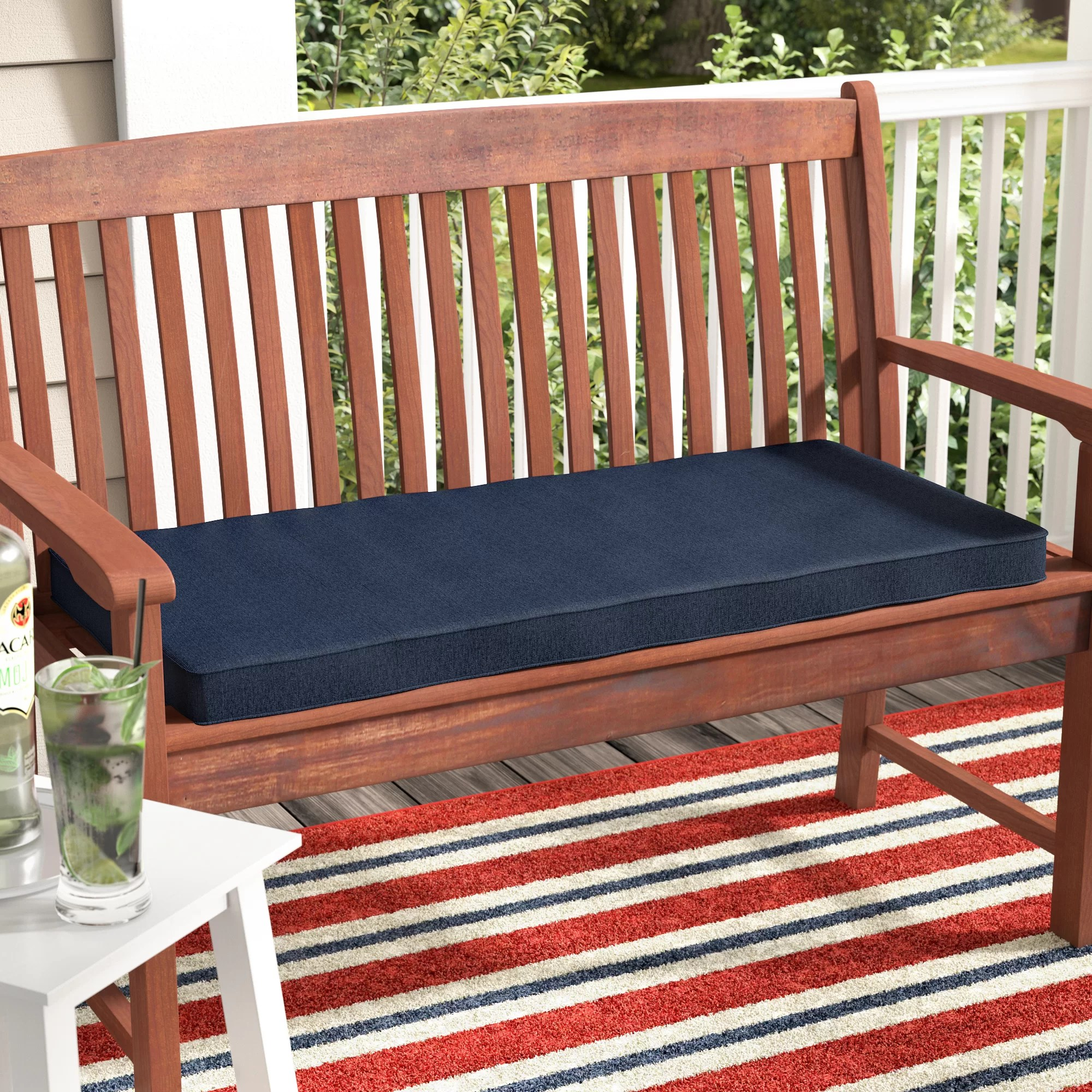 Breakwater Bay Sunbrella Seat Cushion Reviews Wayfair