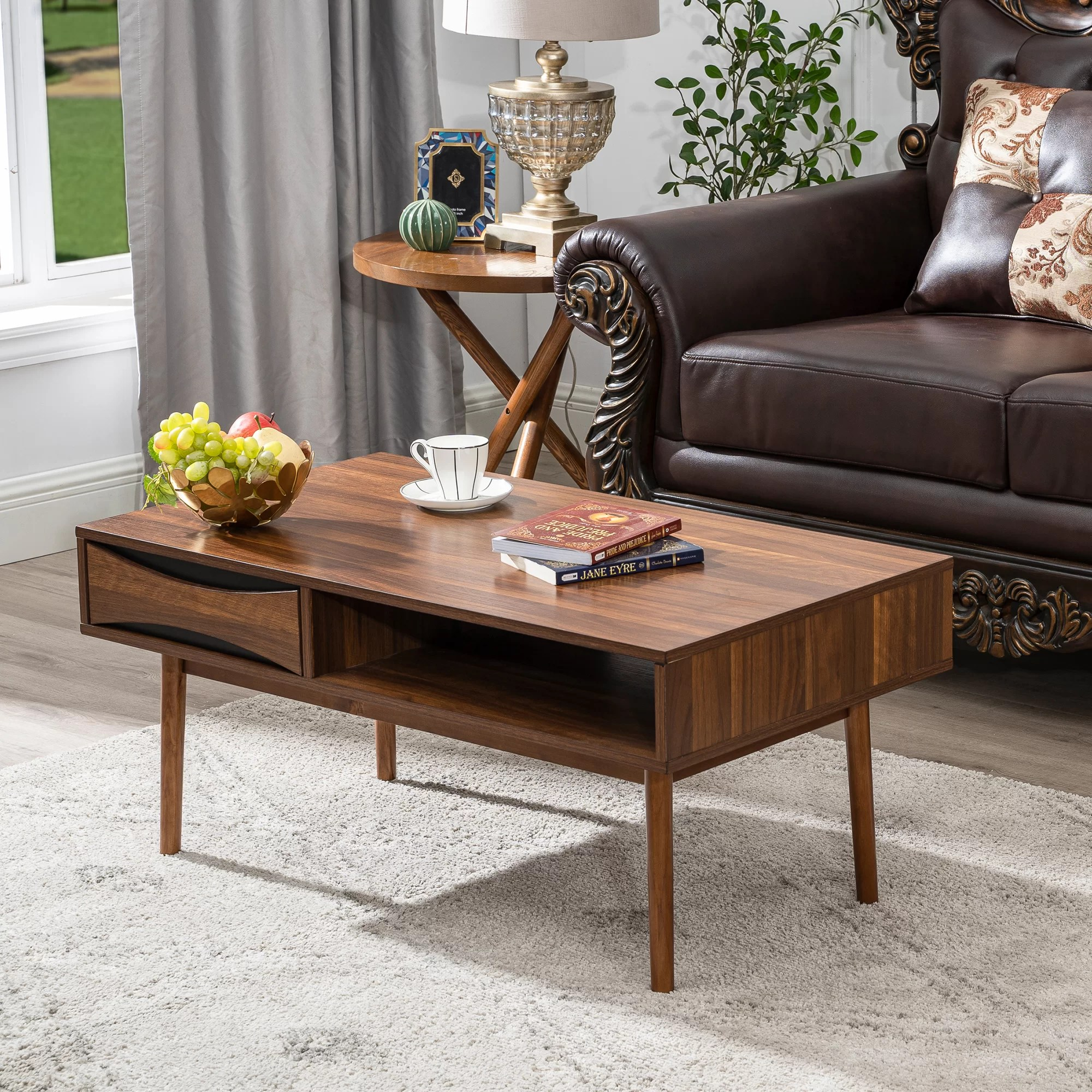 plascencia coffee table with storage