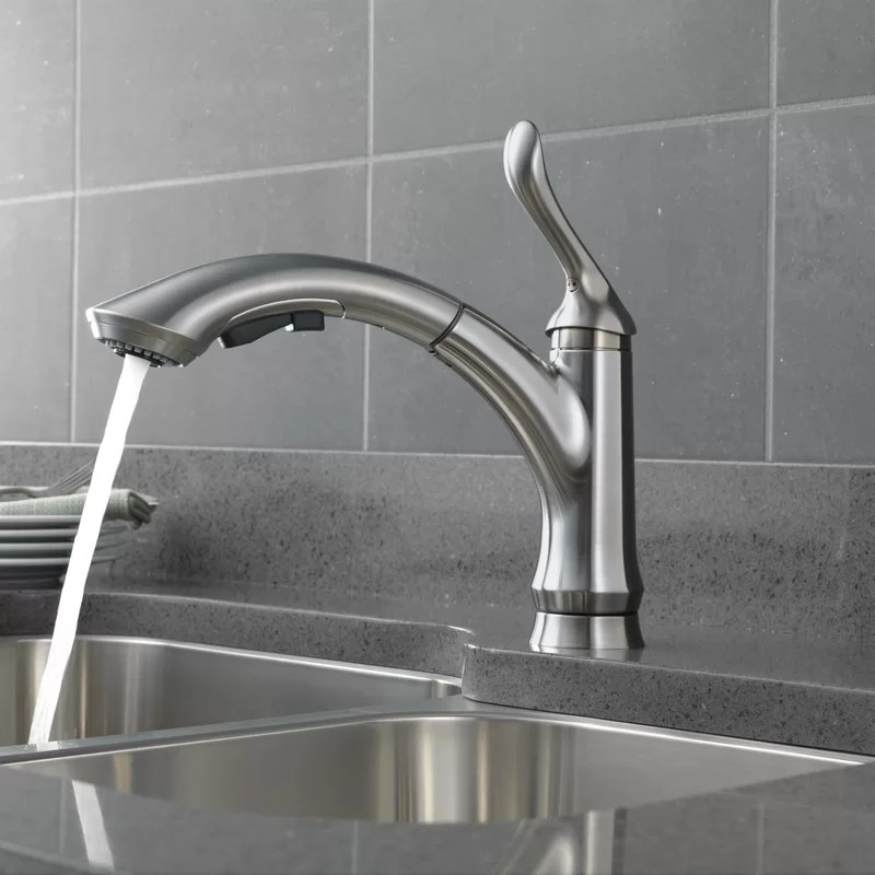 linden pull out hot cold water dispenser with diamond seal technology