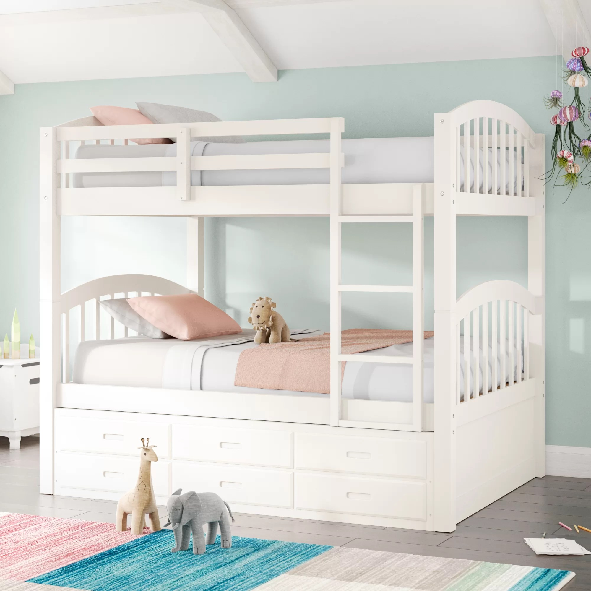 Storage Teen Beds You Ll Love In 2020 Wayfair