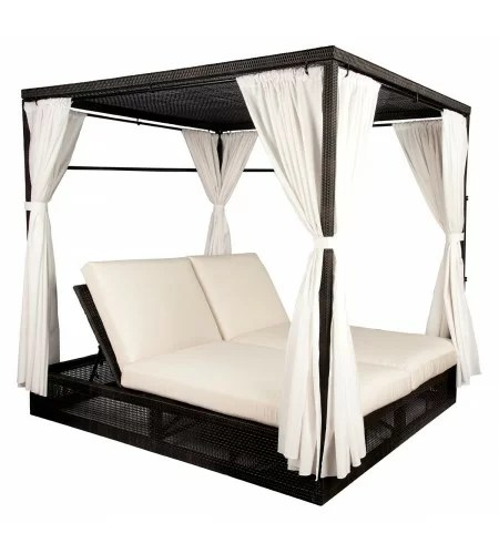 montecito patio daybed with cushions