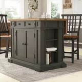 Kitchen Islands With Seating Wayfair