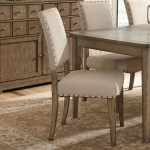 Kennemer Tufted Linen Upholstered Dining Chair In White Reviews