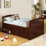 Harriet Bee Yate Twin Storage Platform Bed With 4 Drawers Wayfair