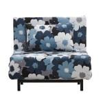 Ebern Designs Delphia Twin Or Smaller Cushion Back Futon Chair