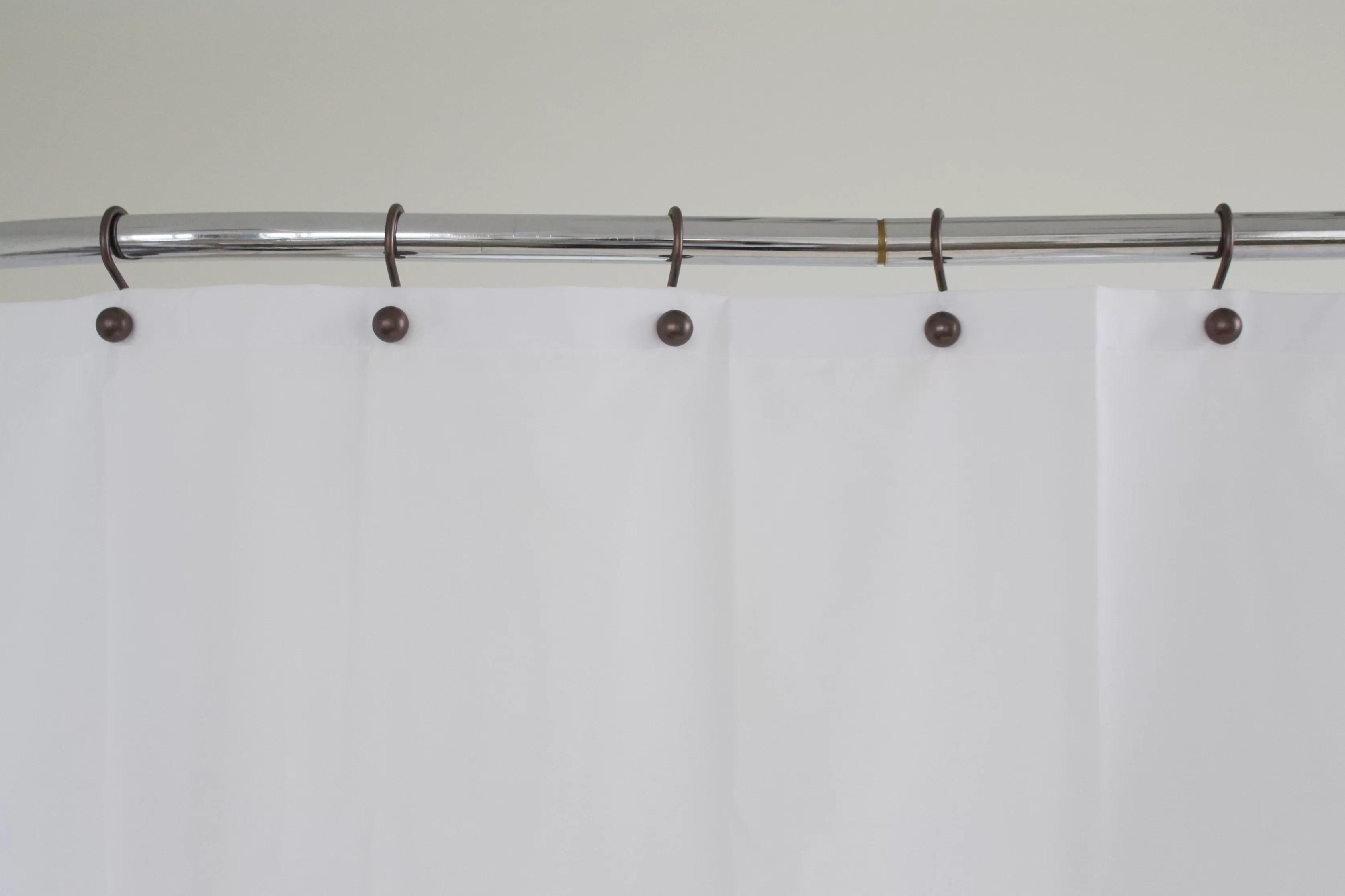 Splash Home Premium Globe Shower Curtain Hooks Reviews