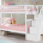 Viv Rae Henry Staircase Bunk Bed With Drawers Reviews