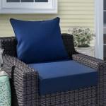 Blue Patio Furniture Cushions You Ll Love In 2020 Wayfair