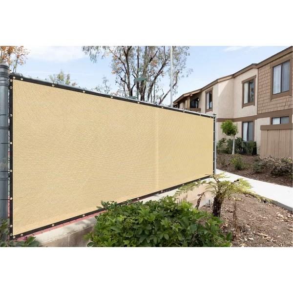 patio fencing