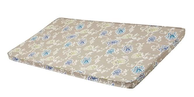 Jacobean Memory Foam Roll Out Lounger Mattress