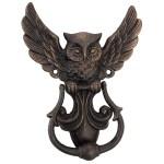 Door Knocker Black Cast Iron Woodpecker 6 1 2h 2 Wrenovator S Supply Antiques Hardware Antiques