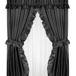 House Of Hampton Gahanna 5 Piece Double Swag Shower Curtain Set Reviews