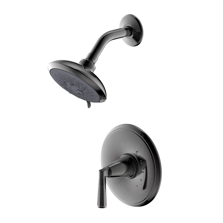 z single handle shower faucet
