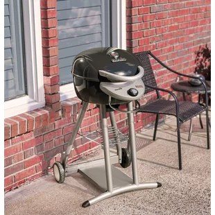 patio bistro freestanding electric grill