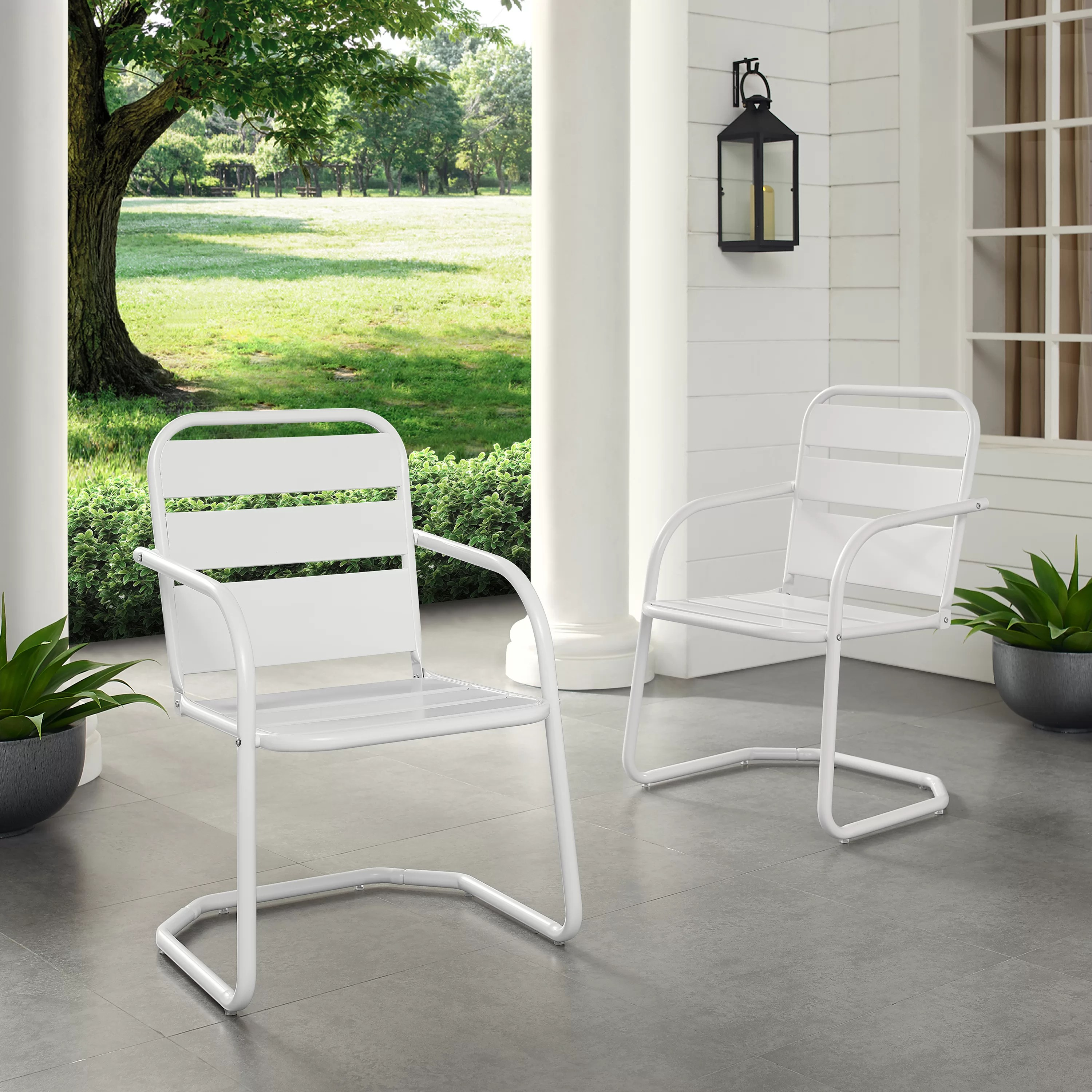 morrison patio dining chair set of 2