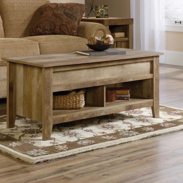 loon peak signal mountain lift top coffee table & reviews | wayfair