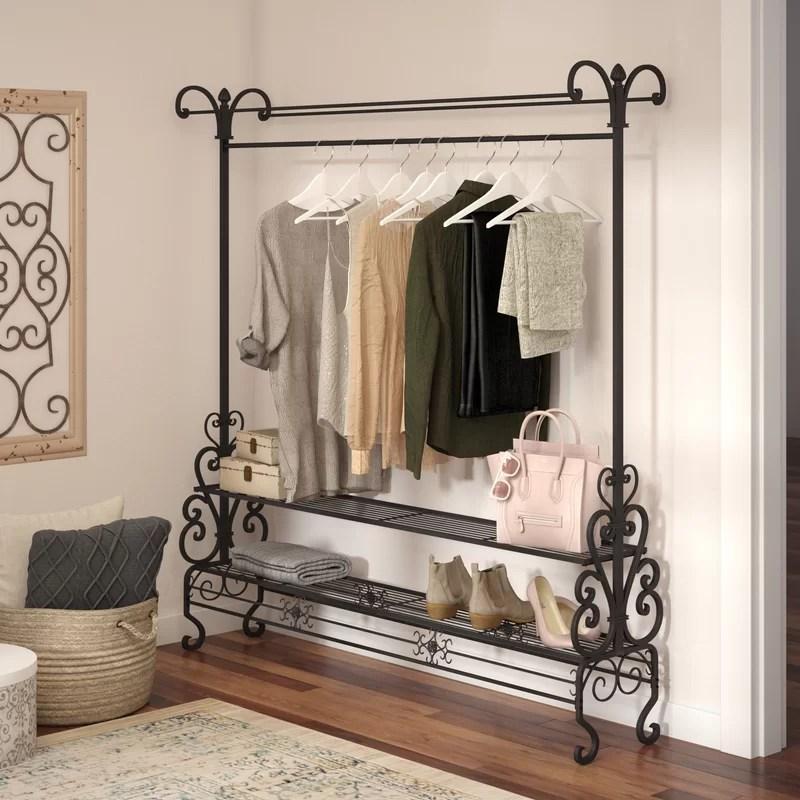 anida 40 25 clothes rack