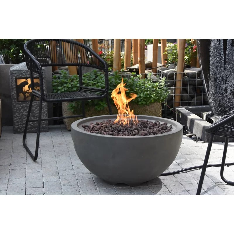 aswaldi 14 h x 26 w concrete outdoor fire pit