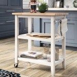 Small Kitchen Islands Carts Up To 55 Off Through 12 26