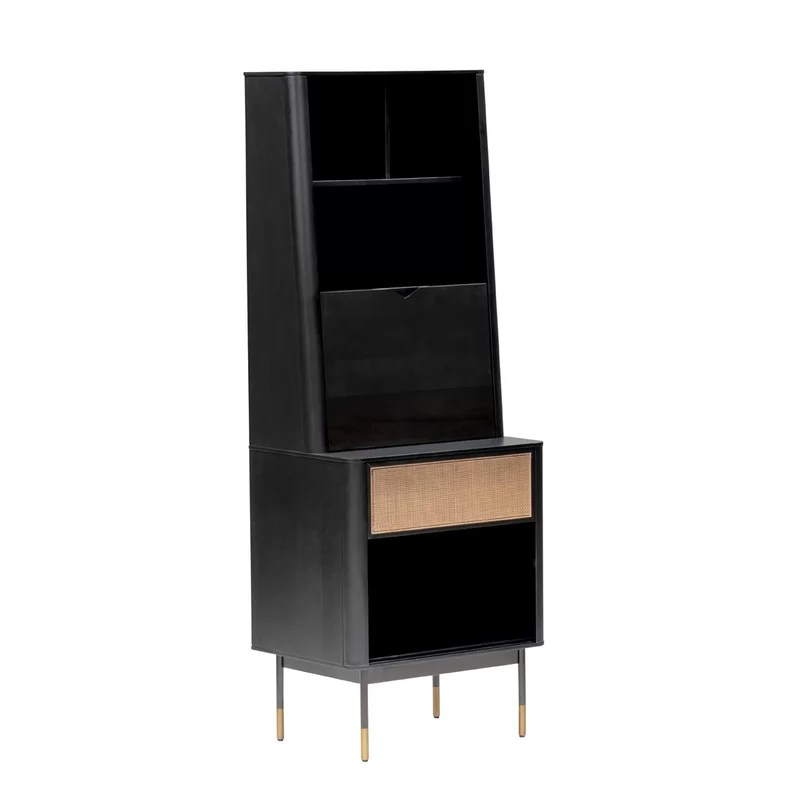 ayres solid wood armoire desk
