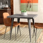 Small Square Kitchen Dining Tables You Ll Love In 2020 Wayfair