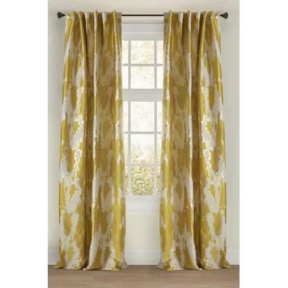 designer curtains drapes perigold