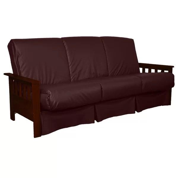 Red Barrel Studio Gordon Perfect Sit N Sleep Futon And Mattress Reviews Wayfair