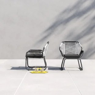 gordonsville patio chair with cushions set of 2