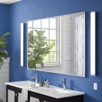 Wade Logan Lechlade Modern Contemporary Bathroom Vanity Mirror Reviews Wayfair