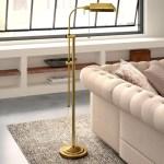 Greyleigh Fishel 59 Task Floor Lamp Reviews Wayfair