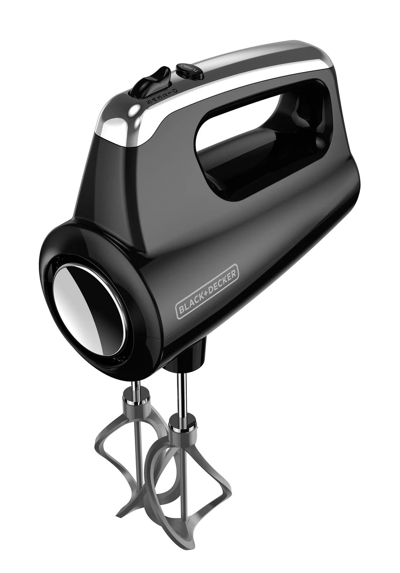 black decker helix performance premium 5 speed hand mixer