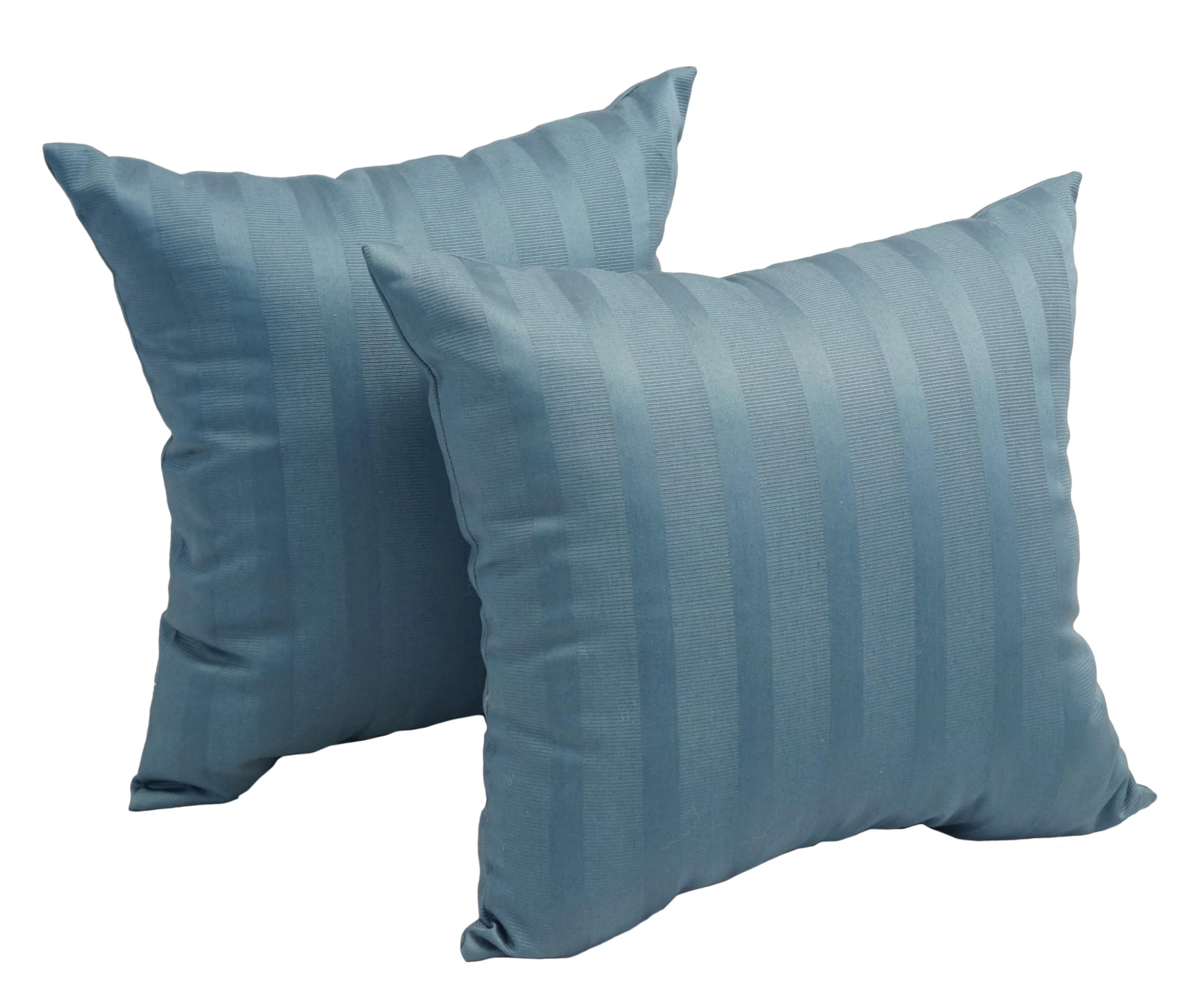 charlton home menlo shimmer ocean throw pillow reviews wayfair